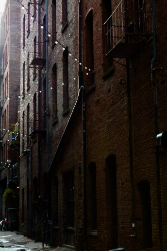 Nord Alley, Pioneer Square, Seattle