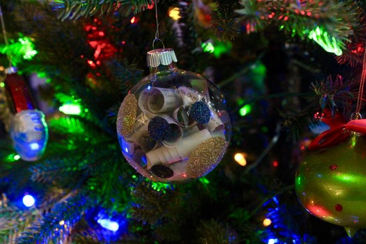 Hufflepuff Ornament